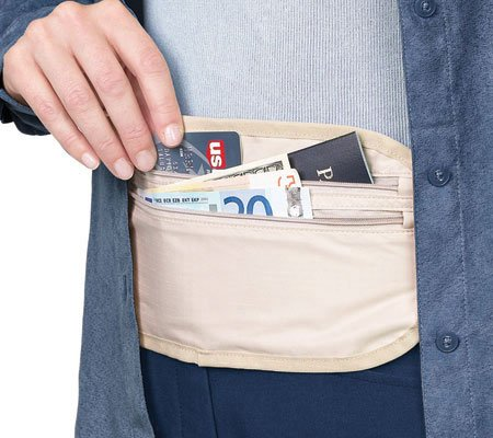 ugly money belt situation