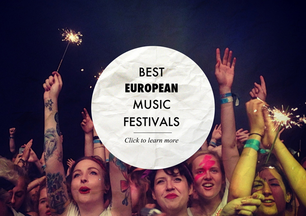 European Music Festivals