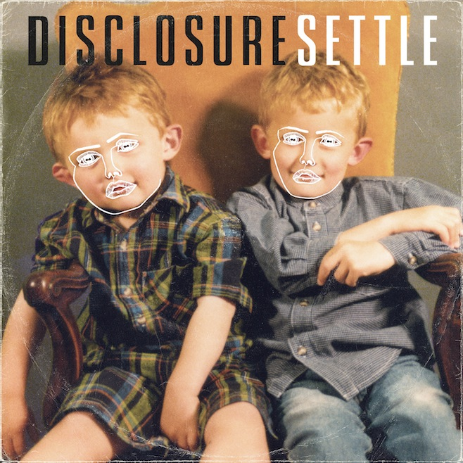 disclosure settle album cover