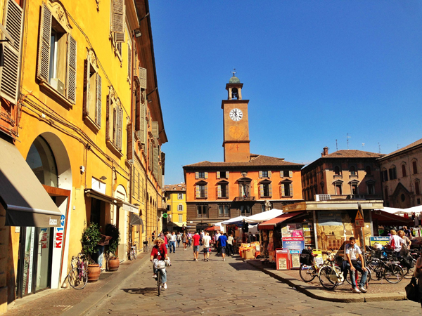 Off The Beaten Path Italy: Reggio Emilia – Dream Euro Trip