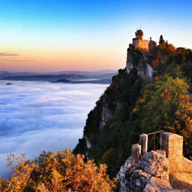 Dream euro trip category archive around the world for Flights to san marino italy