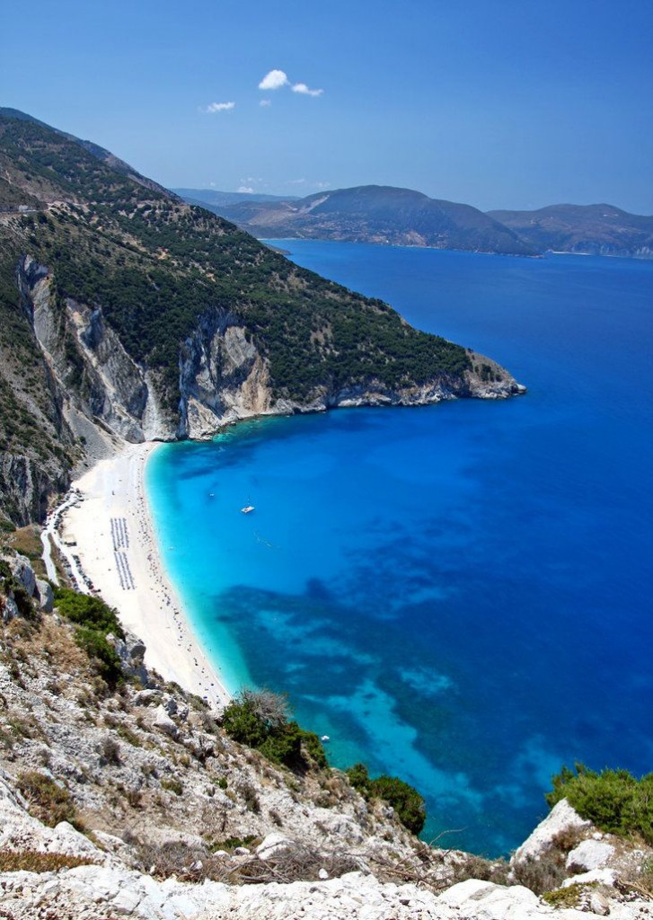 15 mytos beach kefalonia greece