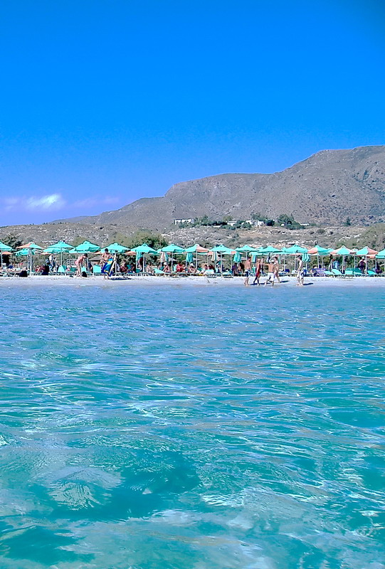 18 Elafonissi Beach Crete Greece