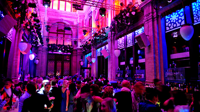 stockholm party Sturecompagniet