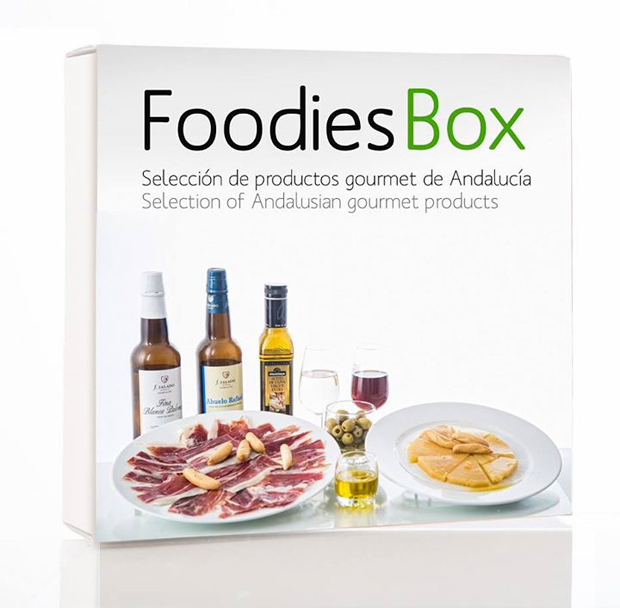 foodies box andalucia