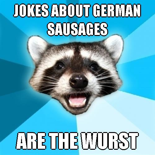 german meme wurst
