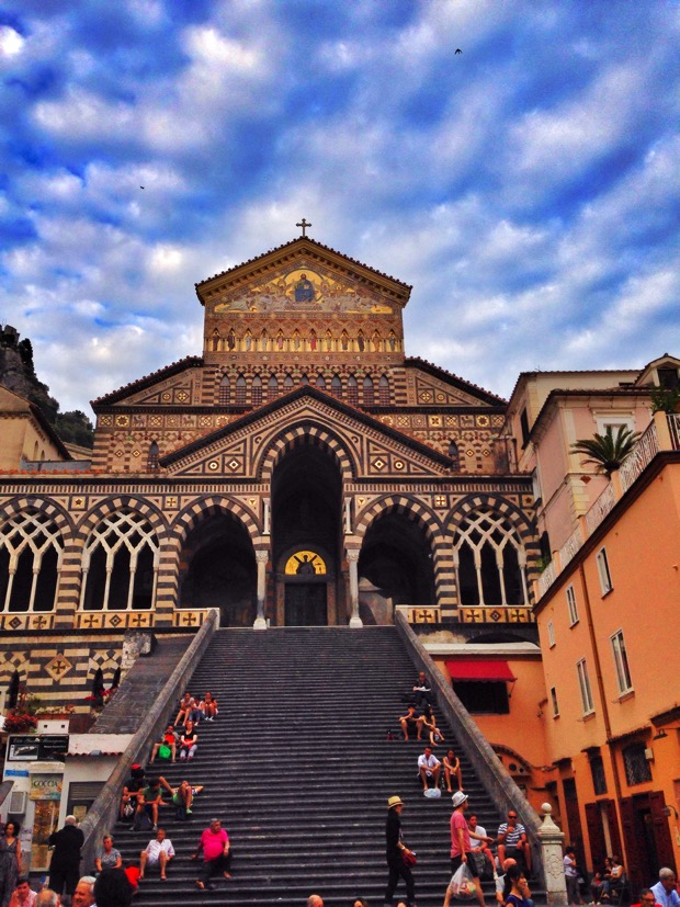 1 amalfi coast italy church