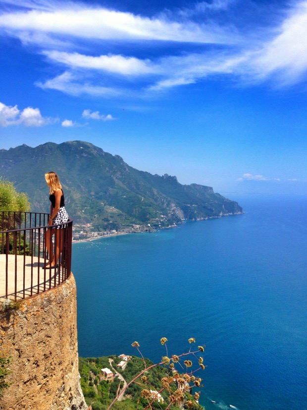 1 ravello amalfi views