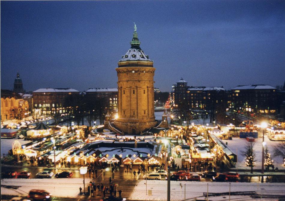 german christmas market tour part 2 mannheim dream euro trip. Black Bedroom Furniture Sets. Home Design Ideas